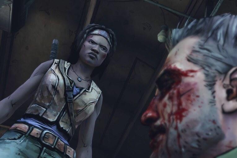 The Walking Dead: Michonne Ep. 3 – What We Deserve