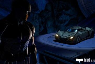 Holy screenshots, Batman!