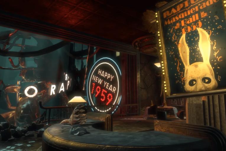 Smakprov på Bioshock: The Collection