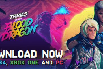 Trials + Blood Dragon = Ett spel som redan är släppt!