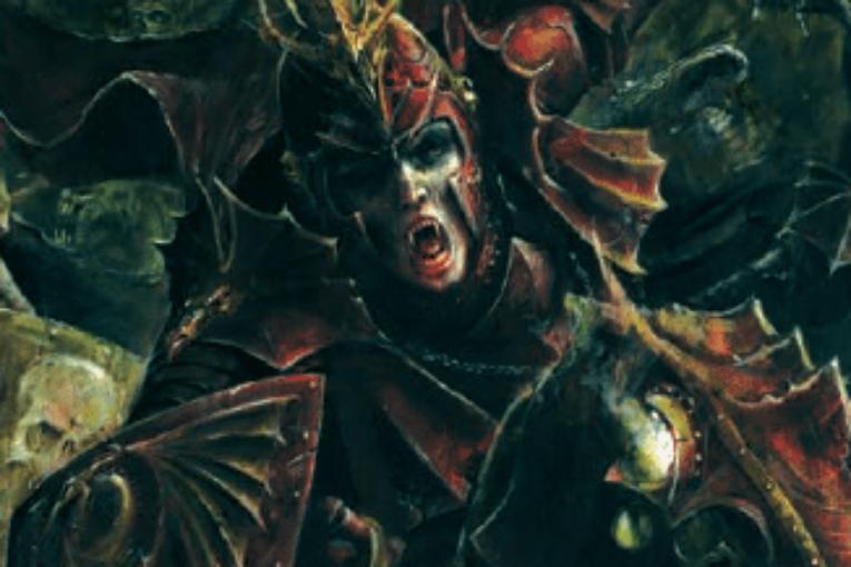 Blood Knights och DirectX 12 äntrar Total War: Warhammer idag