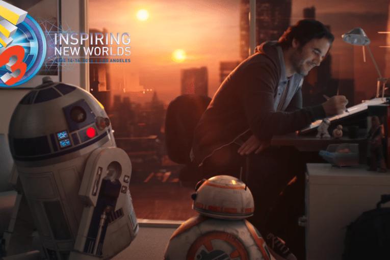 EA pratar om treårsplanen för Star Wars