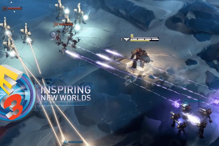 Äntligen! Gameplaypremiär för efterlängtade Dawn of War III