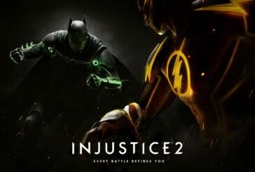 Nu är Injustice 2 officiellt