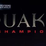 E3-chocken: Nytt Quake utannonserat!