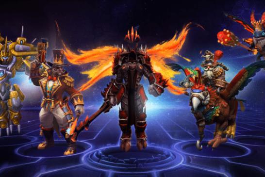 Samtliga Heroes of the Storm-hjältar gratis att spela fram till 28 juni