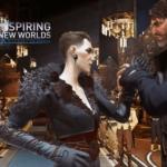 Vältra dig i filmer – äntligen gameplay från Dishonored II