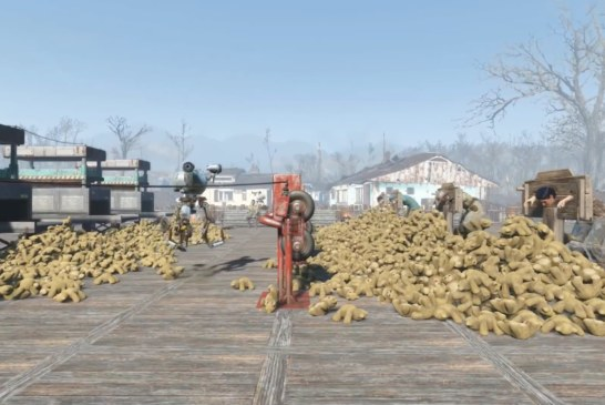 De bästa Fallout 4-manickerna hittills