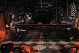 Fredagsmys: Benny spelar Alice