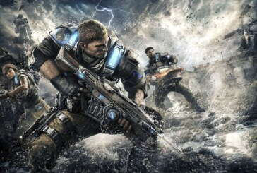 Gears of War 4 provar på tävlingsinriktat crossplay