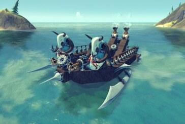 The Last Leviathan nu tillgängligt som early access