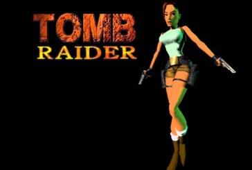 Se det första Tomb Raider i pre-alpha