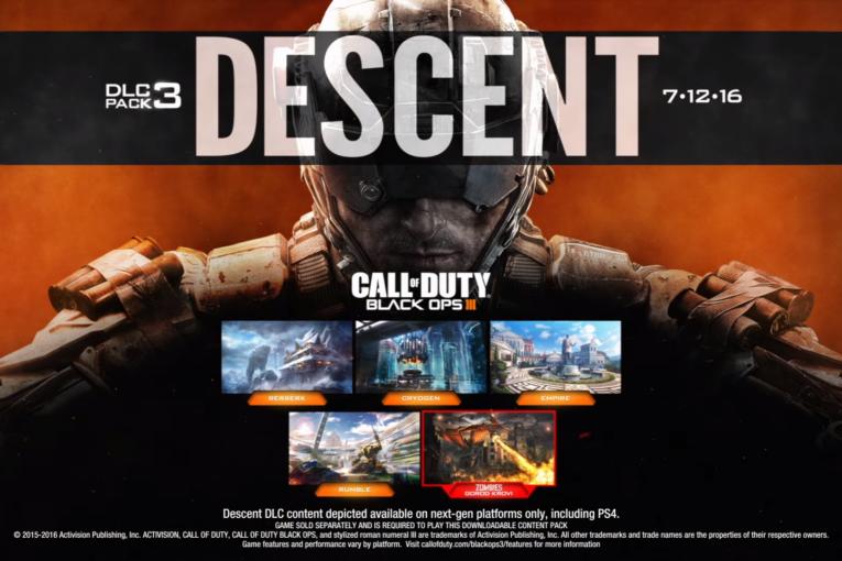 Här är de nya Black Ops 3-kartorna