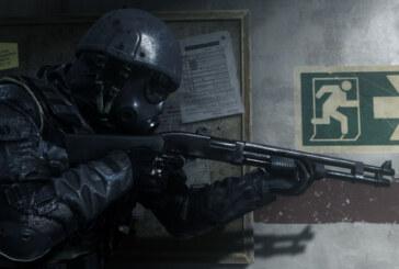 Sju minuter från remastrade Modern Warfare