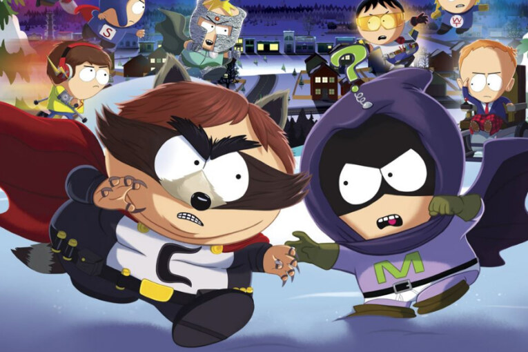Kraftfullare fisar utlovas i South Park: The Fractured But Whole