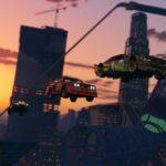 GTA Online goes Trackmania – stuntpatch på tisdag