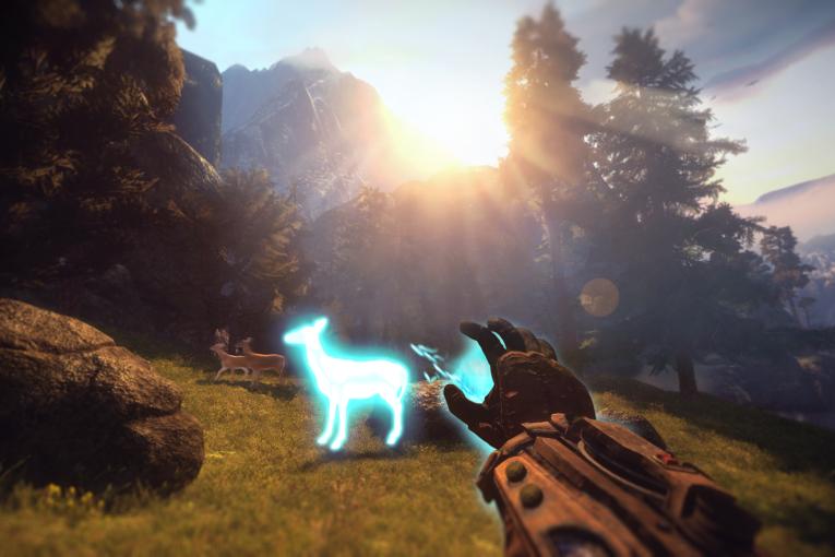 Valley är Slender: The Arrival-utvecklarnas nya spel