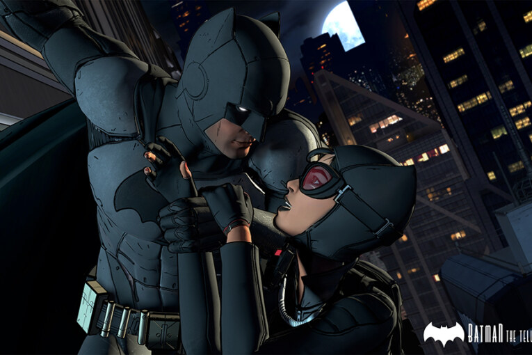 Telltales Batman får premiär i augusti