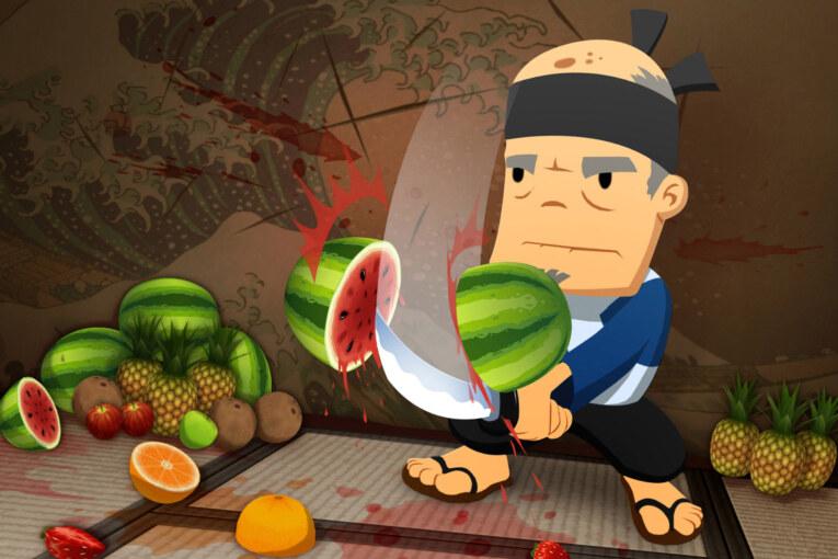 Fruit Ninja gör somrig early access-entré på Vive