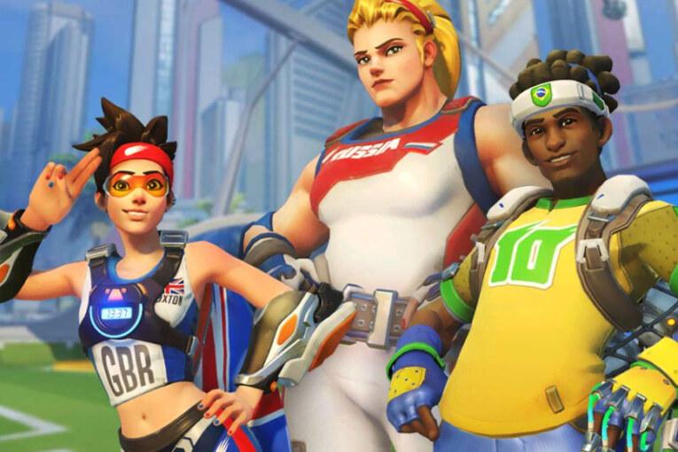 Den olympiska andan kommer till Overwatch