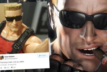 Klockan tickar ner – mot ett nytt Duke Nukem?