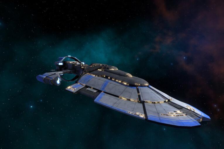 Lanseringstrailer för nya Master of Orion