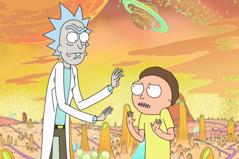 Rick and Morty-skapare gör virtual reality-spel