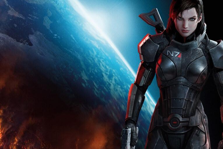"""""""Inte så vi jobbar"""" – EA om Mass Effect-remaster"""