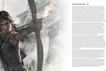 360 sidor tjock bok firar Tomb Raiders 20-årsdag