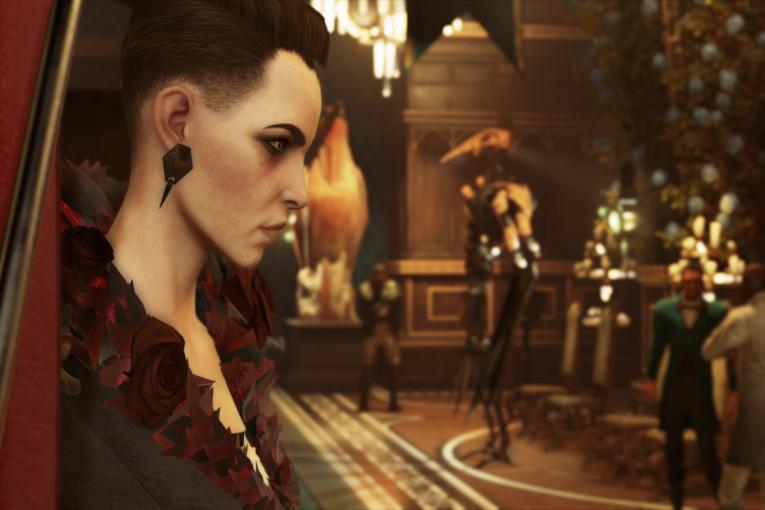 Ny Dishonored 2-trailer visar upp Corvo