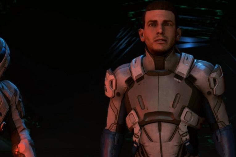 Världspremiär! Se Mass Effect: Andromeda i 4K