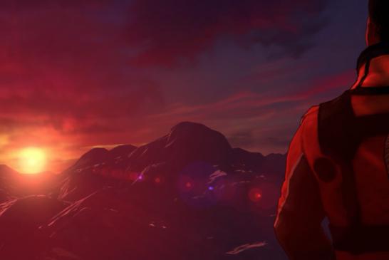 The Descendant: Episode 2 – Into the Storm