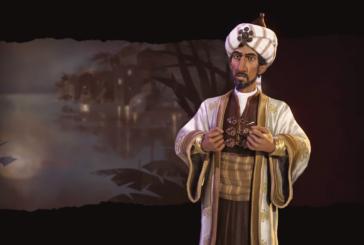 Saladin leder Arabien