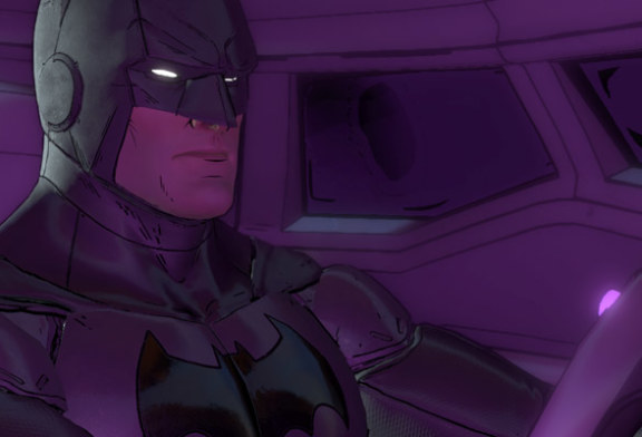 Batman: A Telltale Games Series: New World Order