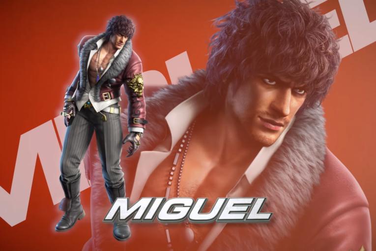 Miguel återvänder i Tekken 7