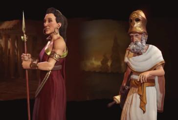 Civilization VI har flera ledare per nation