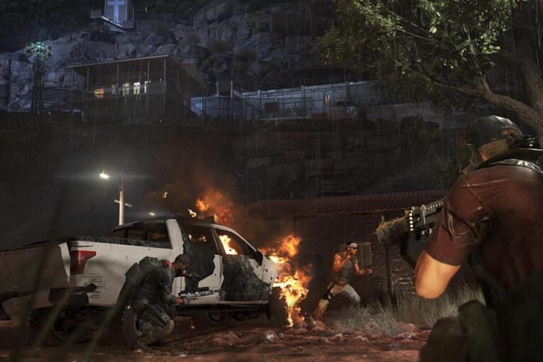 Stealth-bonanza i nya Ghost Recon Wildlands-filmen