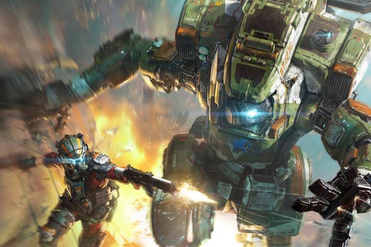 Titanfall 2 utforskar bandet mellan pilot och titan