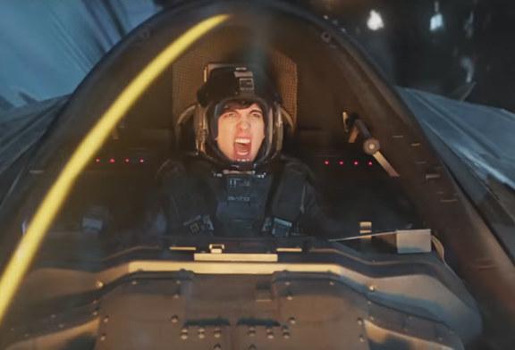 Michael Phelps, rymdkrig, Guns N' Roses – Call of Dutys live action-trailer är ett vansinnesverk