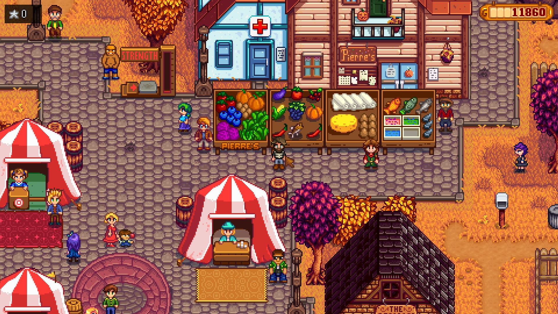 Trybe: Review Stardew Valley