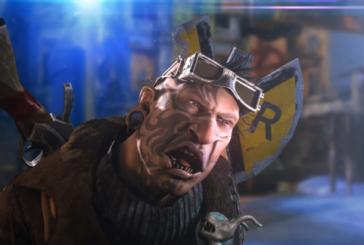 Wasteland 3 startar insamlingen och visar lite gameplay