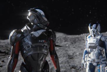 Det läcker kring Mass Effect: Andromeda