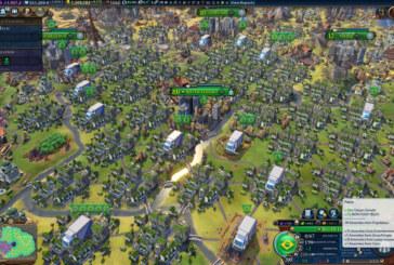 Den här Civ VI-staden har över 2 miljarder invånare