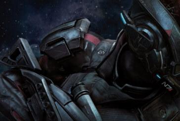 Här är den nya Mass Effect-trailern