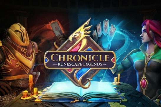 Vinn kortpaket till Chronicle: Runescape Legends