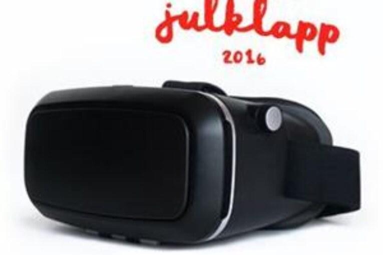 VR-glasögonen blir årets julklapp