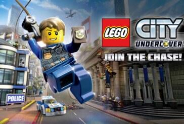 Ny trailer för Lego City Undercover