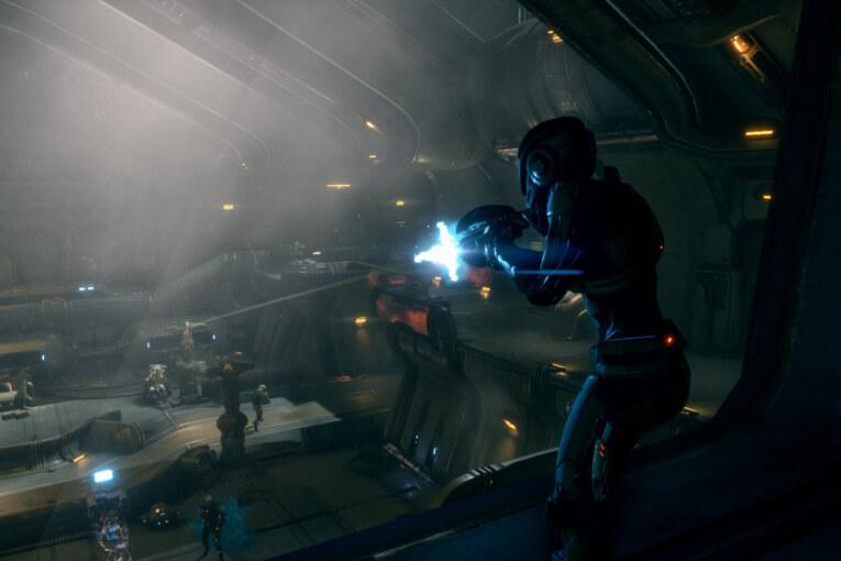 Onlinedelen i Mass Effect: Andromeda kommer vara mer valbar