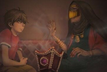 Wojdan är ett spel om det arabiska språkets skönhet