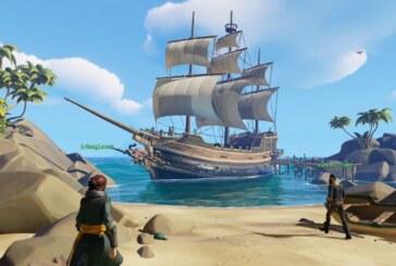 Såhär ser skattjakterna ut i Sea of Thieves